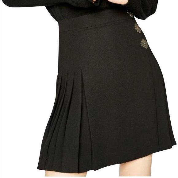 aa09f2da7a The Kooples Pleated Skirt. M_5bf34c9d1b3294a41aa103dc